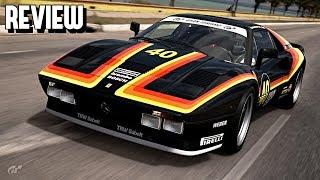 GT SPORT - Ferrari 288 GTO REVIEW