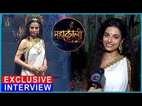 Pooja Sharma Enjoyed Her Journey From Parvati To Kali | Mahakali - Exclusive Interview