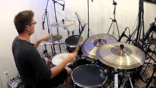 Elevation Worship - Exalted One (Matt Rawlins drum cover)
