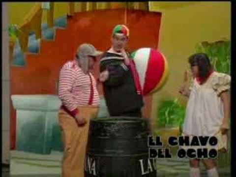 El Chavo Del 8 En Canal Sur 2 Youtube