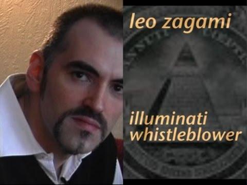 """Leo Zagami """"Vatican Insider on New Age, Masonry & Aliens"""""""