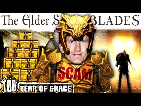 Elder Scrolls Blades ● A PURE MOBILE GAME EXPERIENCE [lies]