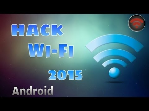 How To Hack WiFi Using Android Device (Root) - YouTube