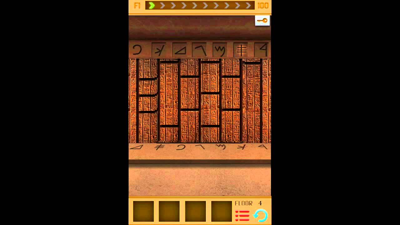 100 Floors World Tour Level 4 Egypt Walkthrough Youtube