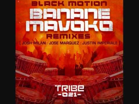 Black Motion feat. Jah Rich - Banane Mavoko (Dub Mix)