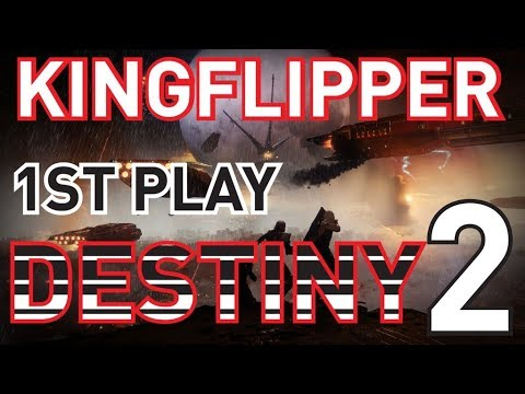 Destiny 2 Live - 1st Play For Me - Should be Good