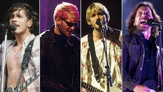 Who's the Greatest Grunge Frontman Ever?