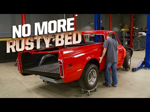 Refurbishing The Bed Of A 1971 Chevy C10 For Under $1,500 - Truck Tech S3, E18