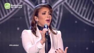 Arab Idol – العروض المباشرة – أصالة – خانات الذكرايات