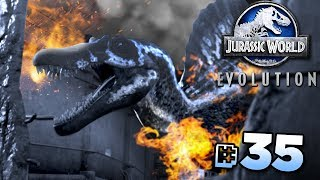 THE FINALE + THE GIVEAWAY!!! - Jurassic World Evolution FULL PLAYTHROUGH   Ep35HD