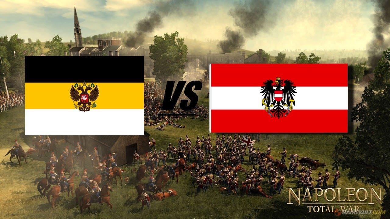 Napoléon Total War/Saison1()Episode 1 : Austria Vs Prussia