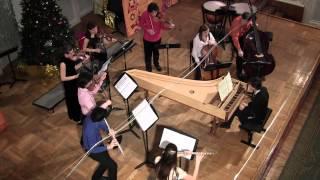 Bach, Brandenburg Concerto 4 G-dur - Veritas Chamber Orchestra, Maxim Emelyanychev