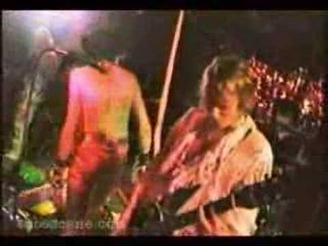 The Sinisters Live El Mocambo, Toronto, 1997