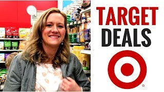 TARGET COUPONING Weekly Video (1/21-1/27) Fab Chicken u0026 Turkey Deals, Grocery u0026 Laundry Care Deals!