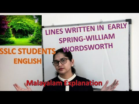 Poems of William Wordsworth (Selected) | The Prelude, Book 2 from YouTube · Duration:  3 minutes 24 seconds