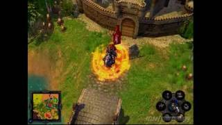 Heroes of Might and Magic V PC Games Gameplay - E3