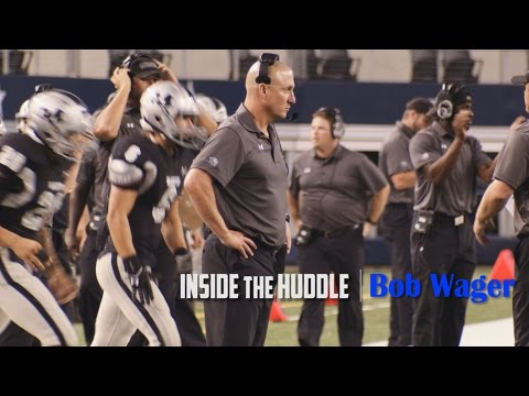 Inside a Texas high school football coach's 16-hour day