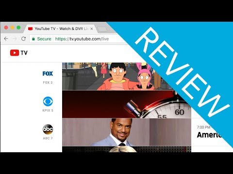 YouTube TV Review - Is This Streaming Service Any Good?