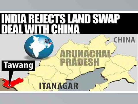 India rejects China's land exchange deal on Tawang | Oneindia News