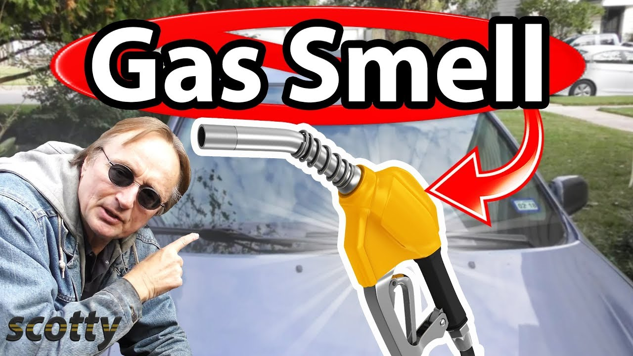 Why Your Car Smells Like Gasoline