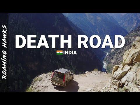 Death Road India  Killar to Kishtwar  Roaming Hawks