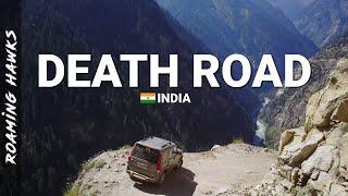 Death Road India - Pangi to Kishtwar | Roaming Hawks