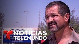Inmigrantes detenidos en California entran en huelga de hambre | Noticiero | Noticias Telemundo