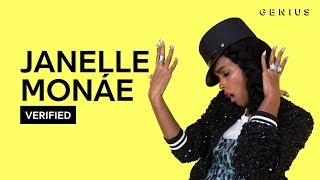 "Janelle Monàe ""Django Jane"" Official Lyrics & Meaning 