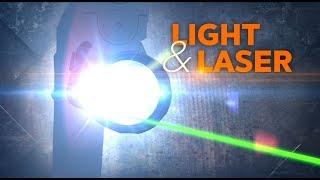 TRU•POINT Tactical Light/Laser Combo