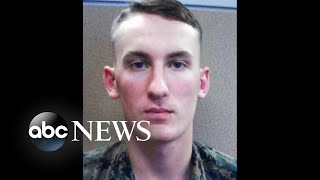 Ex-Marine wanted after allegedly killing mother's boyfriend