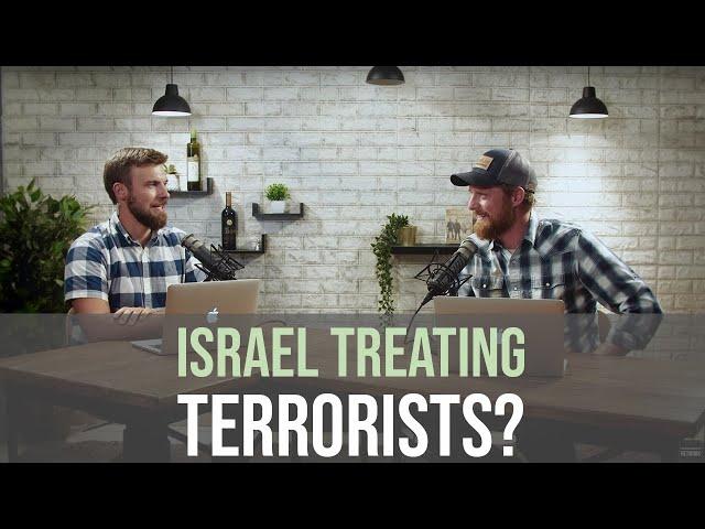 Israel Treats Terrorist Supporter for COVID-19 in Jerusalem Hospital