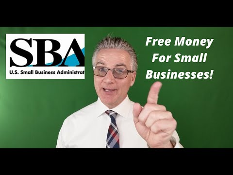 Free Money For Small Businesses