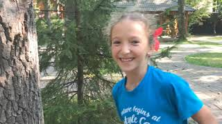 Детский спортивный лагерь Фристайл в Карпатах. Активити