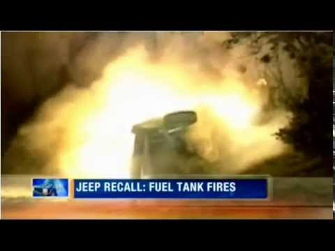 Jeep Recall: The fuel tank flaw - Part 2