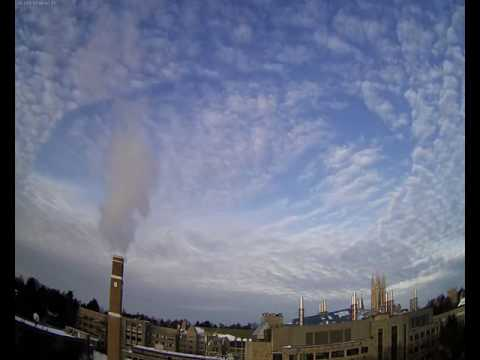 BC Gasson Sky Camera 2017-01-10: Boston College