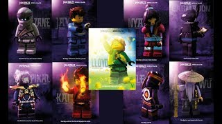 Ninjago March of the Oni: All Posters