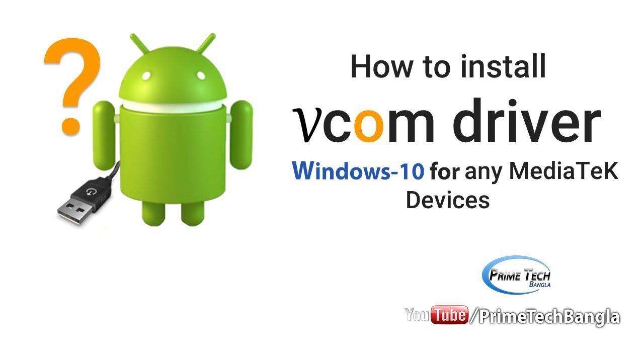 vcom driver
