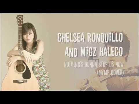 """""""Nothing's Gonna Stop Us Now"""" - Migz Haleco & Chelsea Ronqs LYRIC VIDEO"""