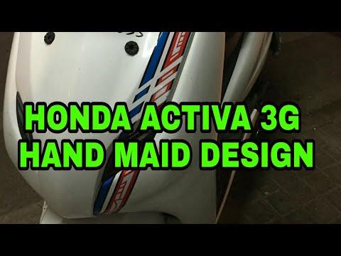 Activa 3G CREATIVE STICKERING