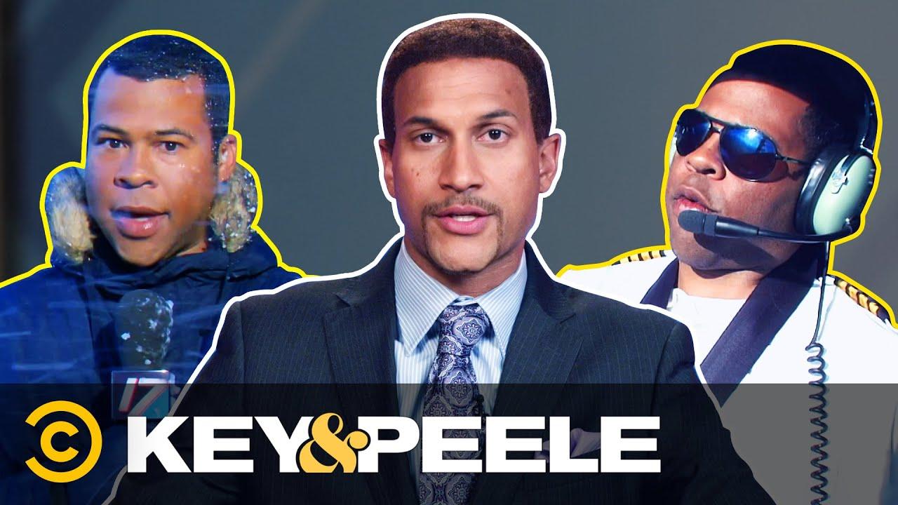 The News Sketches - Key & Peele