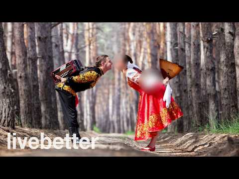 Russische Musik klassiker, instrumental, typisch, folklore, gute - Russische volksmusik