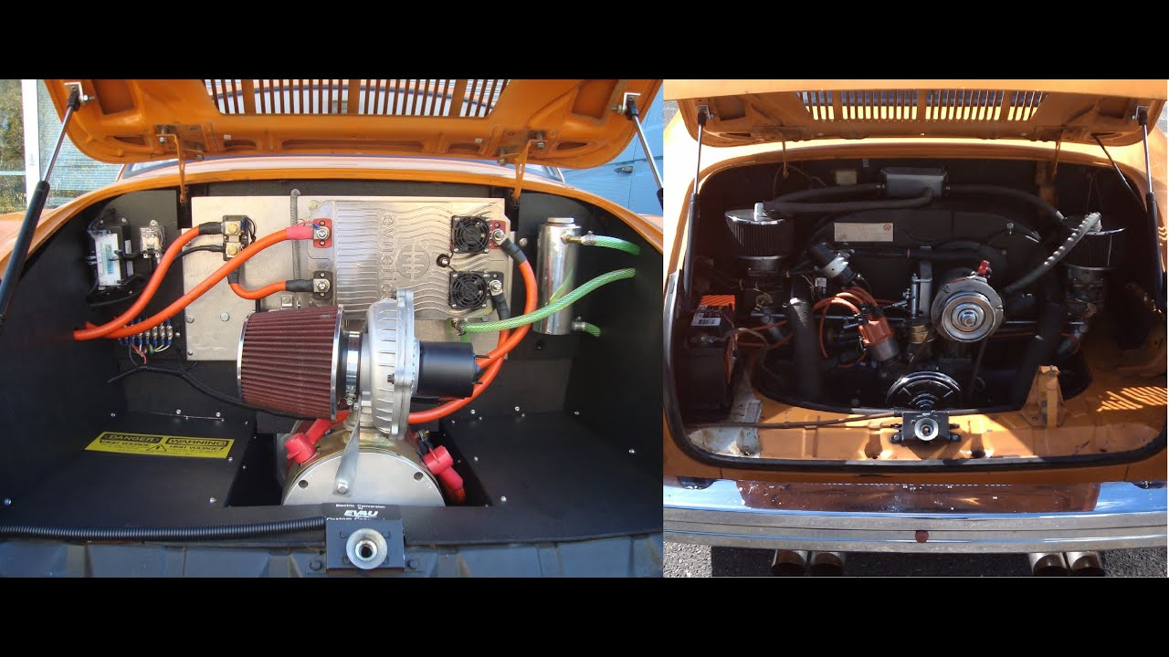 Vw Irs Transaxle Removal