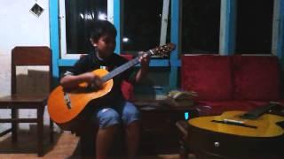 Cheppy Bakarbessy - Cinta Sakota - Amboina Song (Vocal : Art , Gitar : Vito (Pongtuluran Brother's)