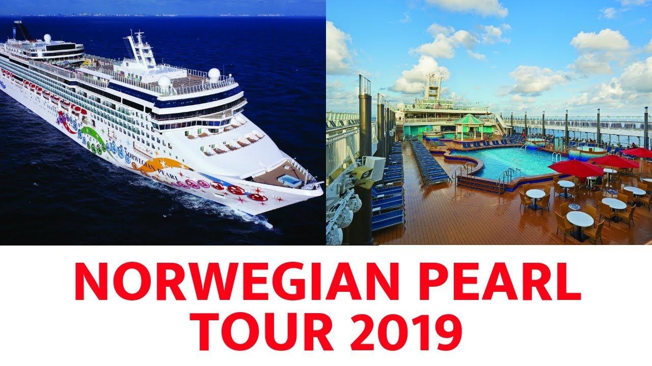 Norwegian Pearl Ship Tour 2019 Youtube