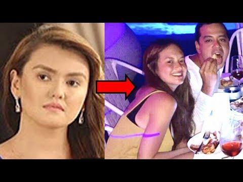Angelica Panganiban pinatamaan si John Lloyd Cruz & Ellen Adarna?