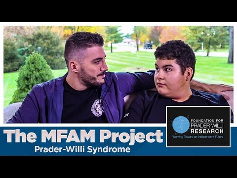 The MFAM Project - Prader-Willi Syndrome