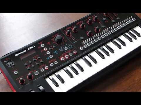Roland JD-Xi - Blue Monday (New Order)