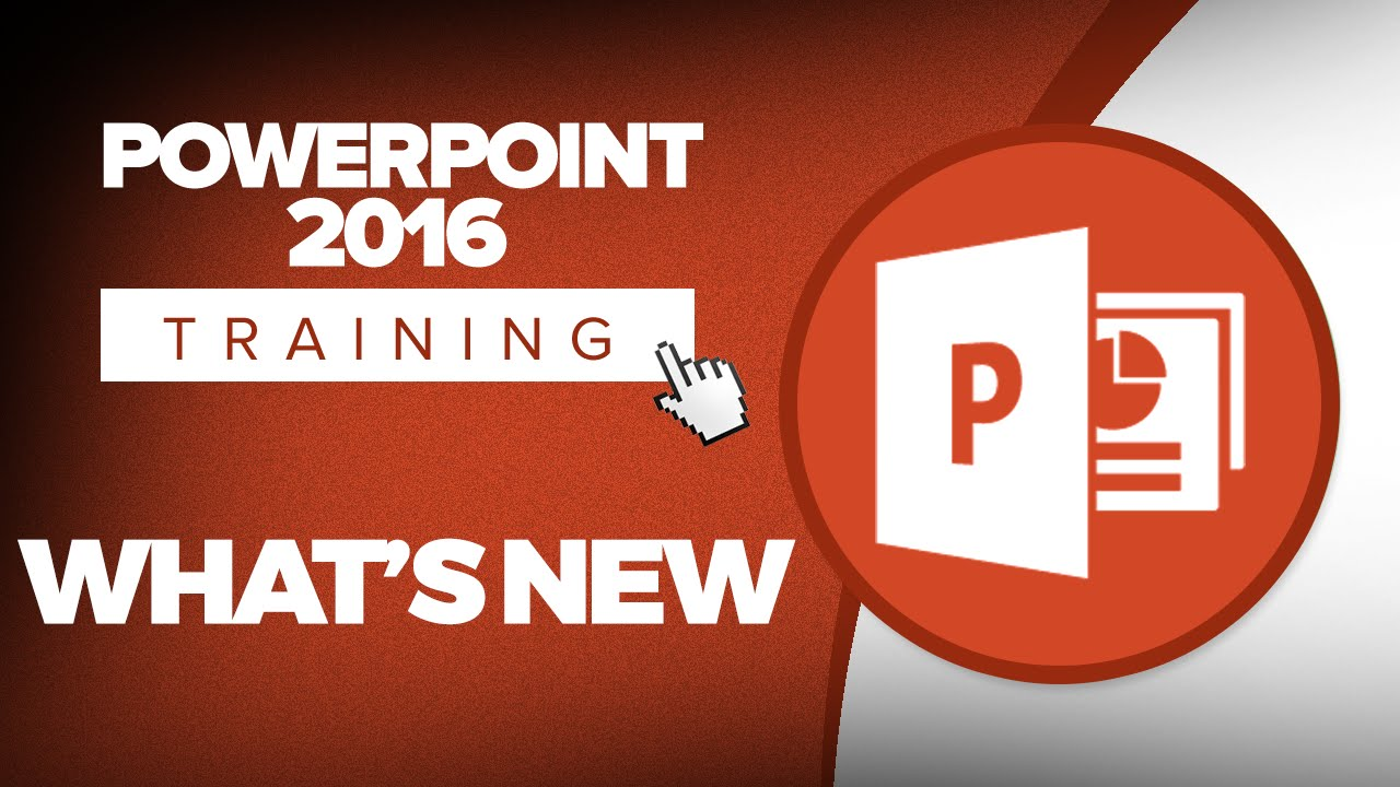 what are the new features in microsoft powerpoint 2016 youtube
