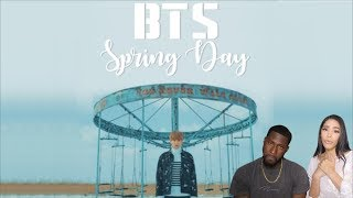 BTS - Spring Day REACTION