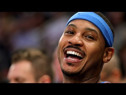 Carmelo Anthony SHUTS UP Trolls With EPIC Clapback! Is He The NEW Kevin Durant?!